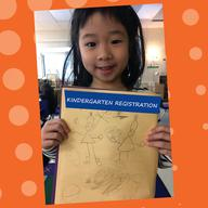 Register now for Kindergarten!
